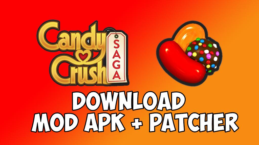 candy crush mod apk