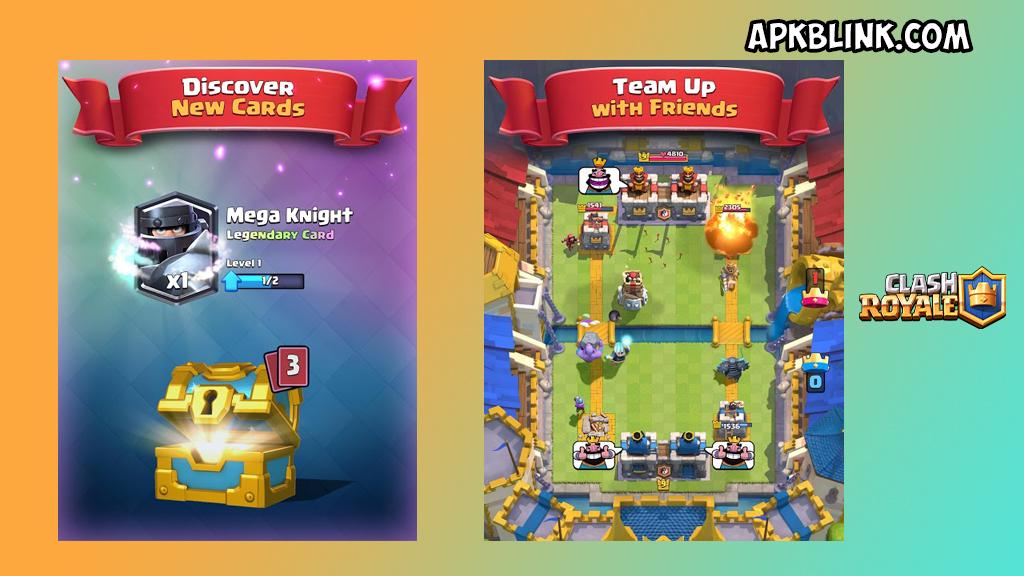 clash royle mod apk free download